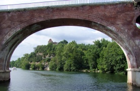 Cahors , Point Valentre